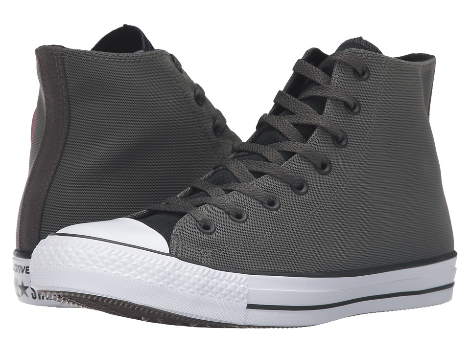 Converse - Chuck Taylor All Star Kurim Hi (Black/Cast Iron/Casino) Lace up casual Shoes