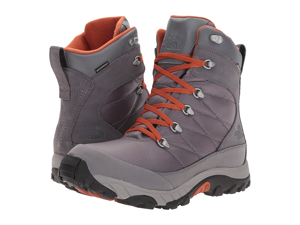 The North Face Chilkat LE II (Smoked Pearl Grey/Bombay Orange (Prior Season)) Men