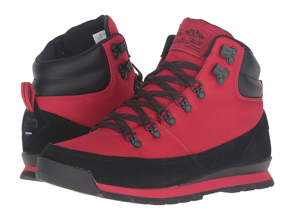 The North Face - Back-To-Berkeley Redux (TNF Red/TNF Black) Men's Lace-up Boots