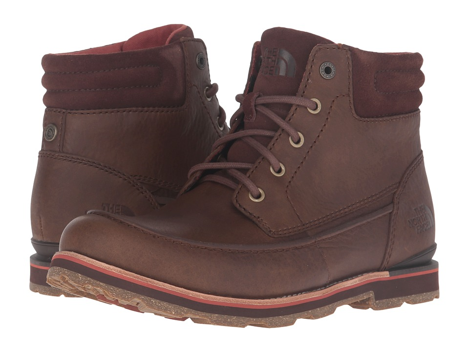 The North Face - Bridgeton Chukka (Rope Brown/Arabian Spice) Men's Lace-up Boots