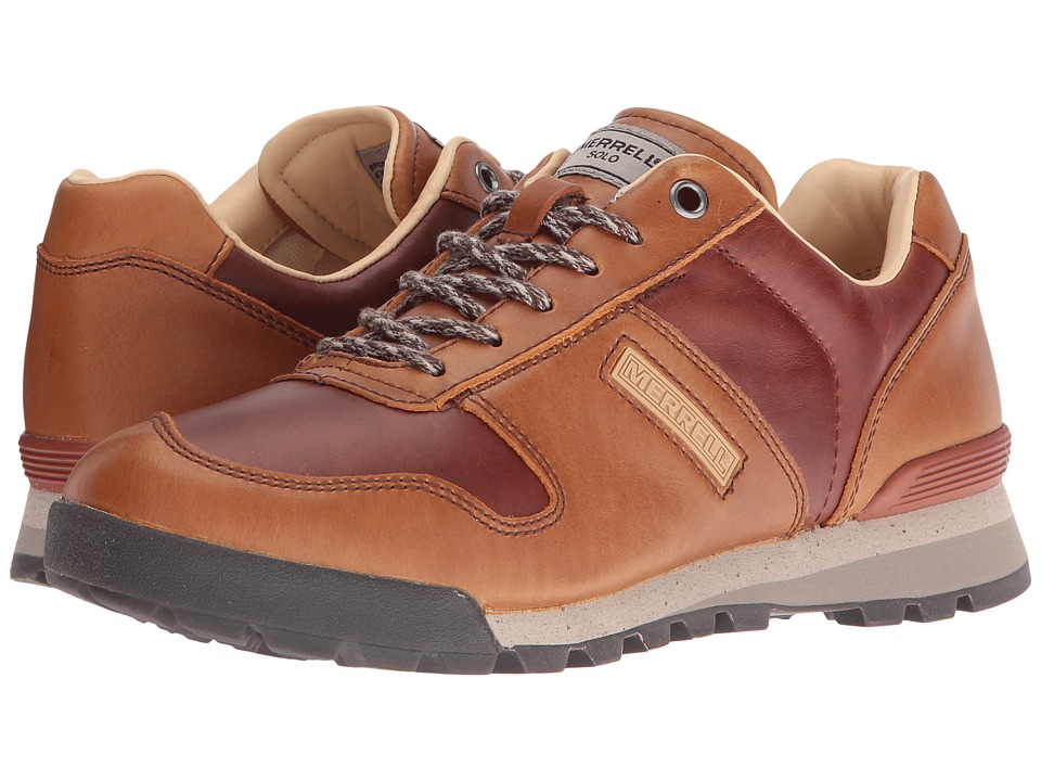 Merrell - Solo Luxe (Beeswax) Women's Lace up casual Shoes
