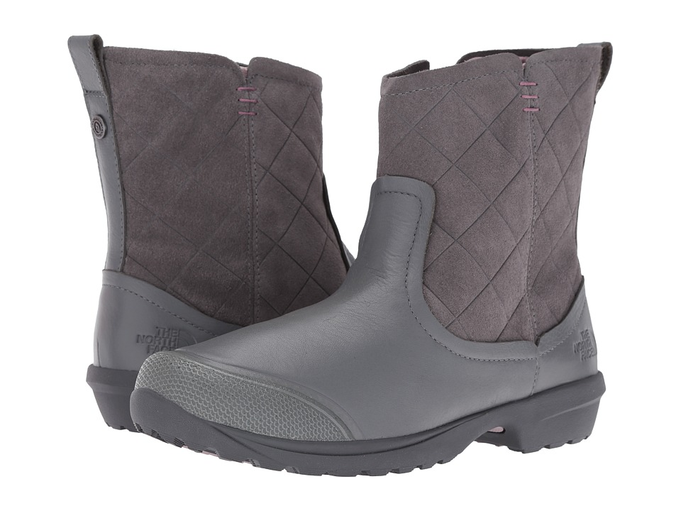 The North Face - ThermoBall Utility Metro Shorty (Smoked Pearl Grey/Quail Grey) Women's Pull-on Boots