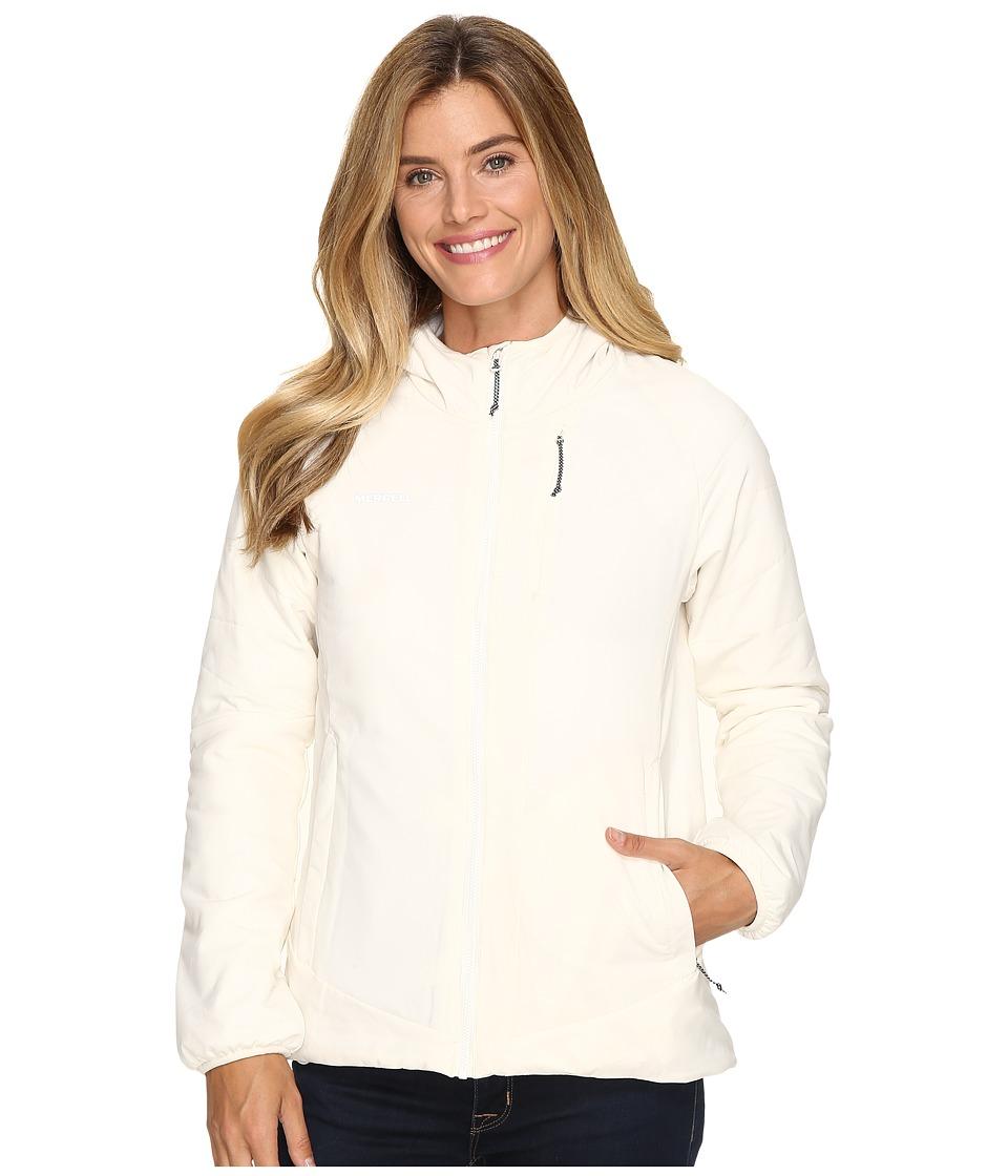 Merrell - Unbound Insulated Jacket (Eggshell) Women's Coat