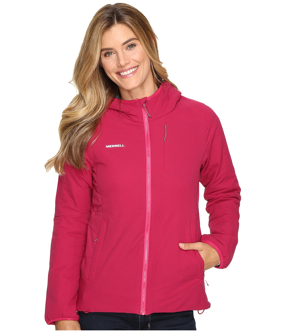 Merrell - Unbound Insulated Jacket (Sangria) Women's Coat