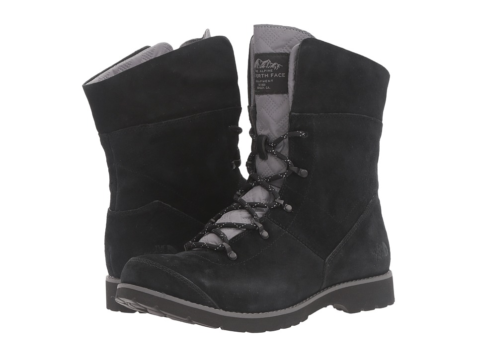 The North Face - Ballard G.I. (TNF Black/Iron Gate Grey) Women's Lace-up Boots