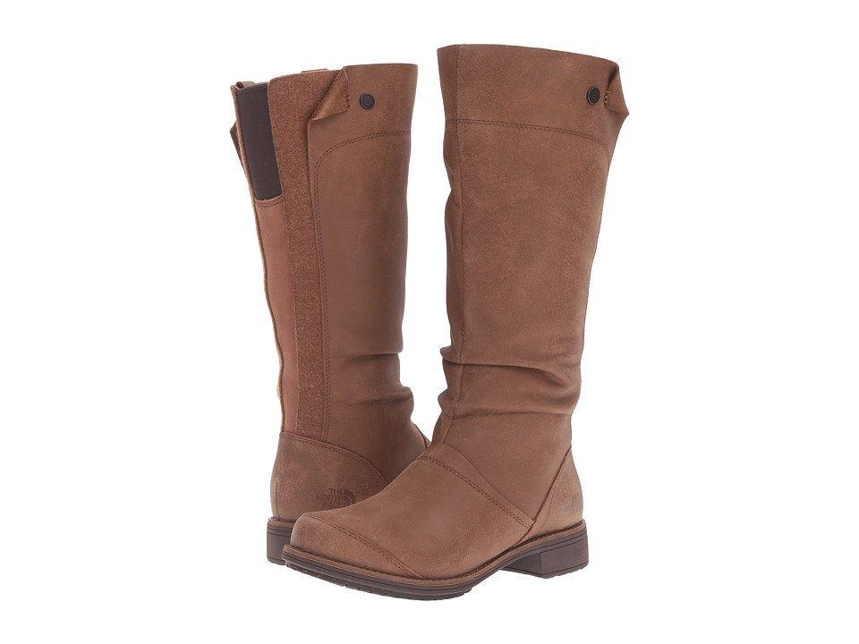 The North Face - Bridgeton Tall (Dachshund Brown/Coffee Bean Brown) Women's Lace-up Boots