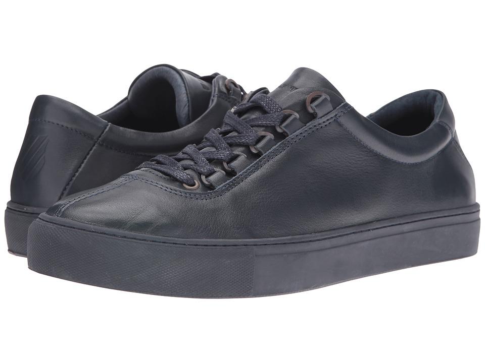 K-Swiss - Court Classico (Navy/Navy Leather) Men's Tennis Shoes
