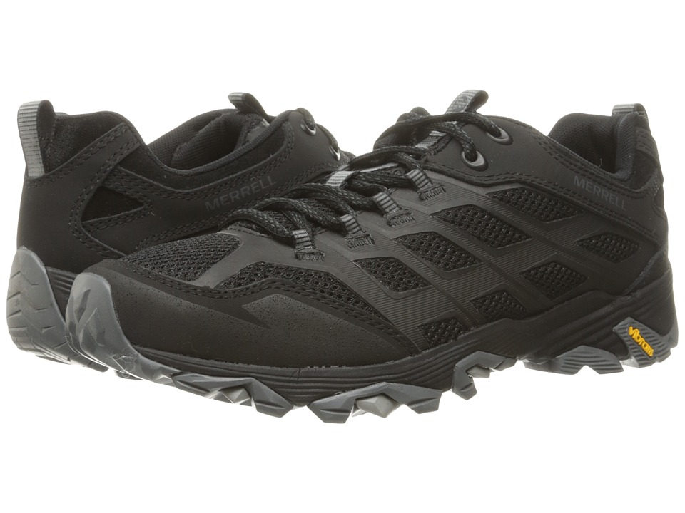 Merrell - Moab FST (Noire) Men's Lace up casual Shoes