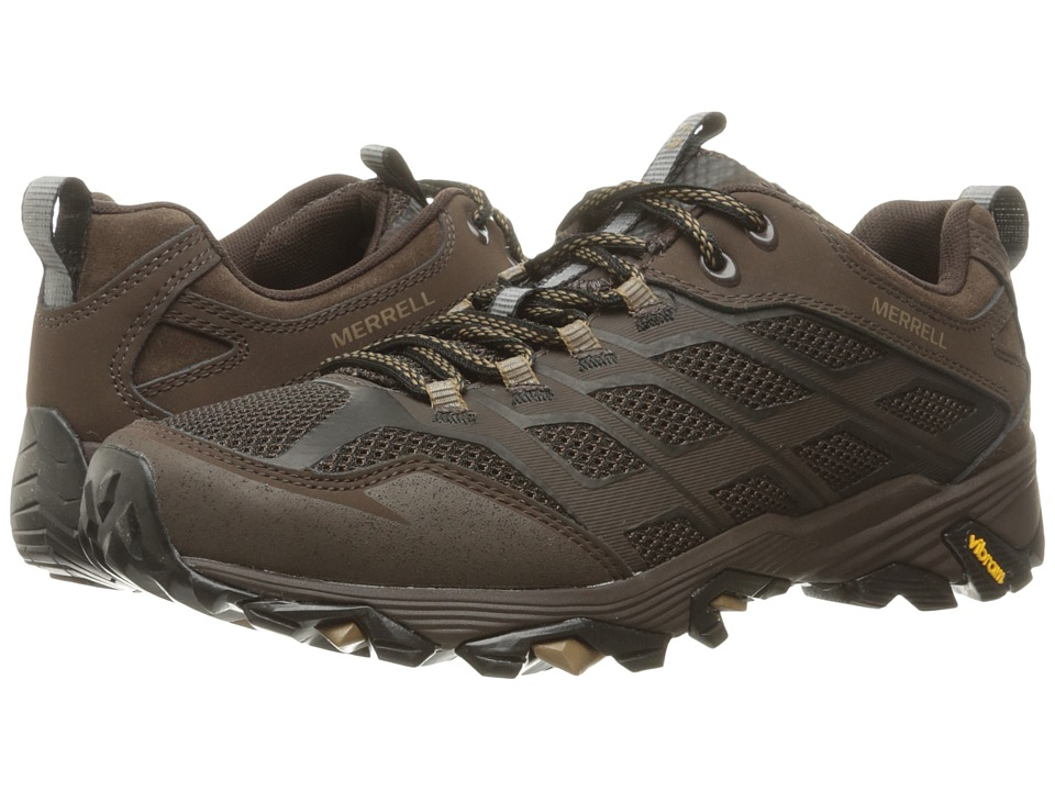 Merrell - Moab FST (Brown) Men's Lace up casual Shoes