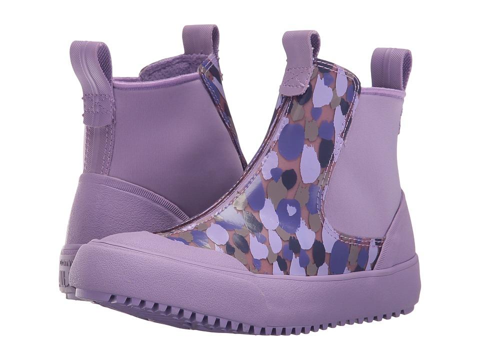 Converse Kids - Chuck Taylor All Star Chels Hi (Little Kid/Big Kid) (Frozen Lilac/Candy Grape/Frozen Lilac) Girl's Shoes