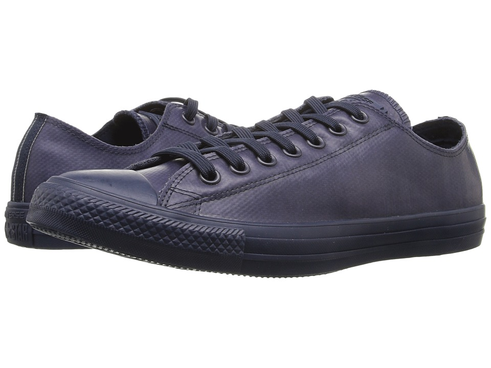 Converse - Chuck Taylor All Star Rubber Ox (Obsidian/Obsidian/Obsidian) Men's Lace up casual Shoes