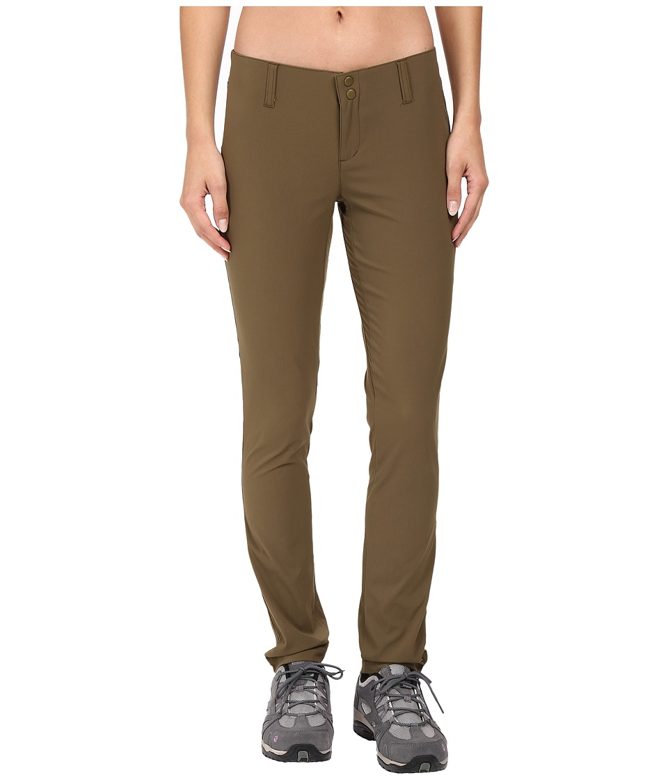 Merrell - Belay Slim Pants 2.0 (Beech) Women's Casual Pants