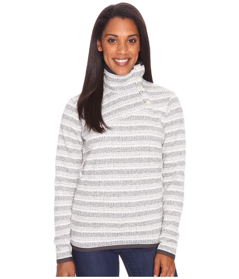 Merrell - Freespirit Funnel Neck Sweater (Eggshell Tweed) Women's Sweater