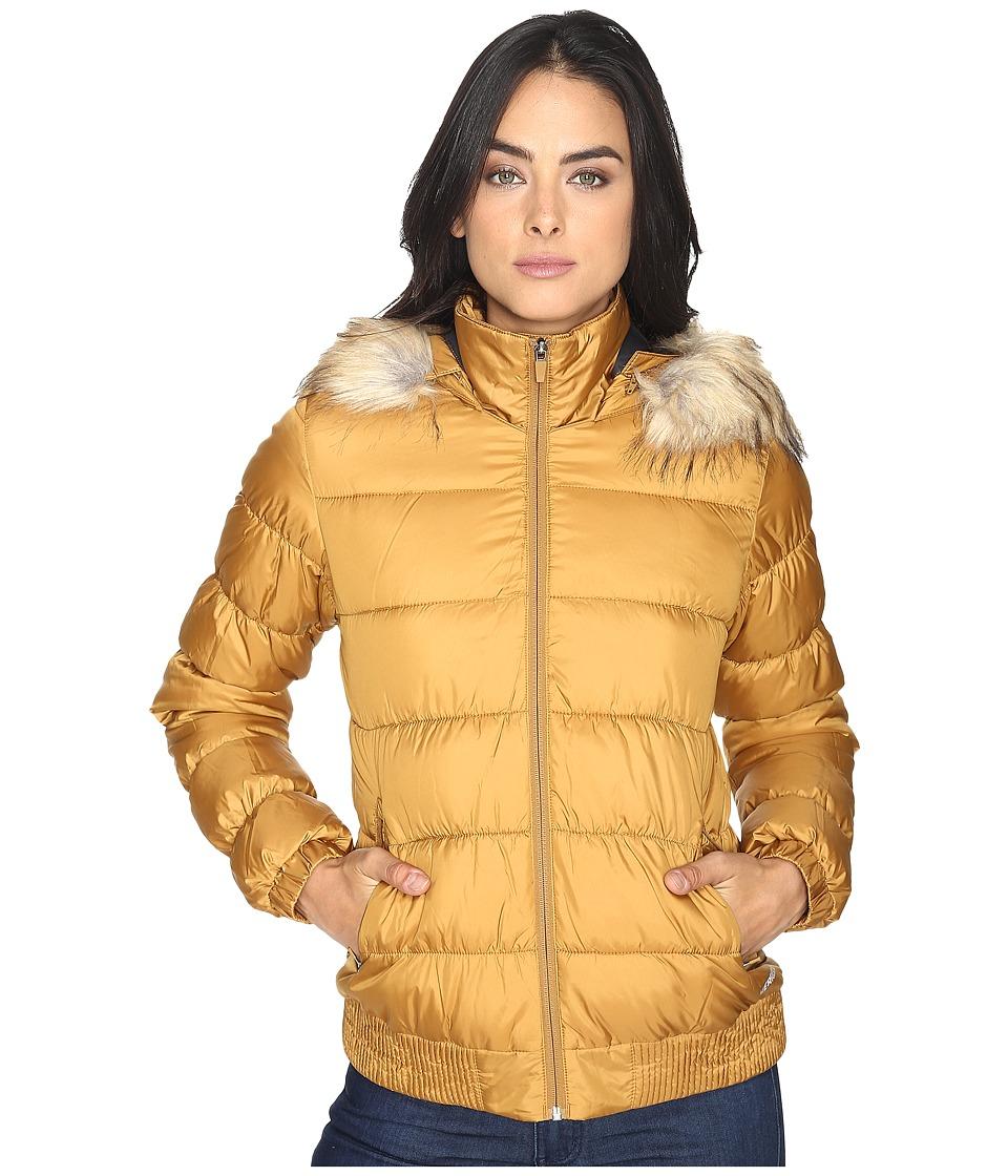 Merrell - Silversun Featherless Puffer 2.0 (Bone Brown) Women's Coat