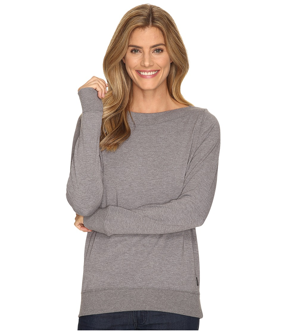 Merrell - Afterglow Pullover (Manganese Heather) Women's Long Sleeve Pullover
