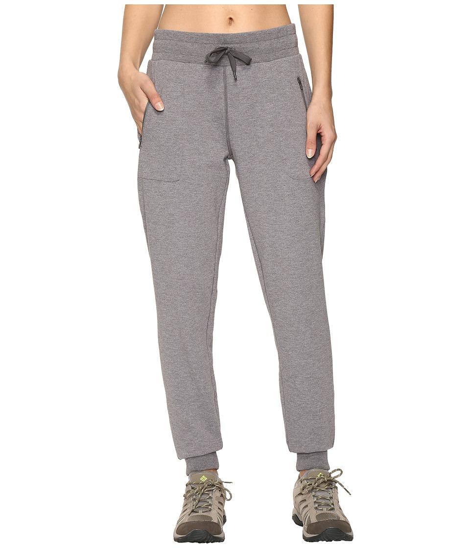 Merrell - Afterglow Fleece Pants (Manganese Heather) Women's Casual Pants