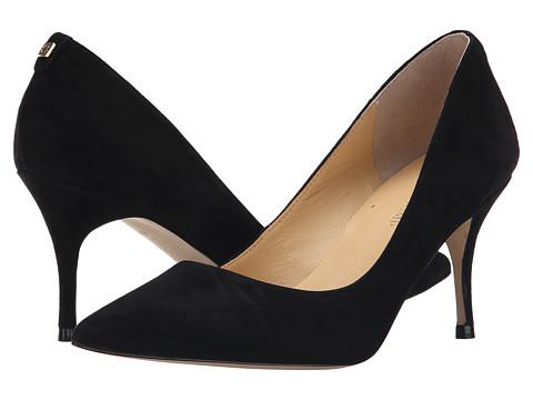 Ivanka Trump - Boni (Black Suede) Women's Shoes