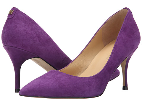 Ivanka Trump - Boni (Purple Suede) Women