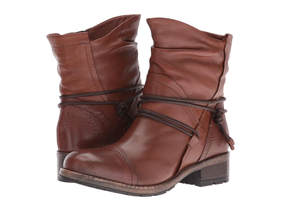 Clarks Volara Dina (Dark Brown Leather) Women