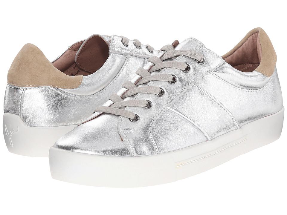 Joie - Dakota (Silver) Women's Lace up casual Shoes