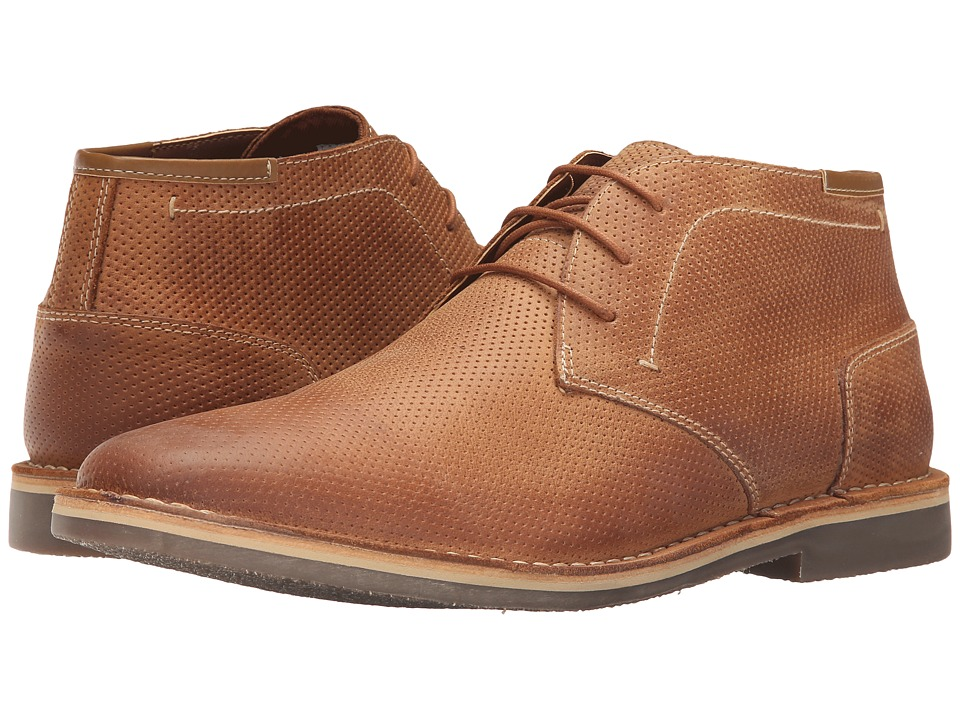 Steve Madden Helee1 (Extended Sizes) (Tan) Men