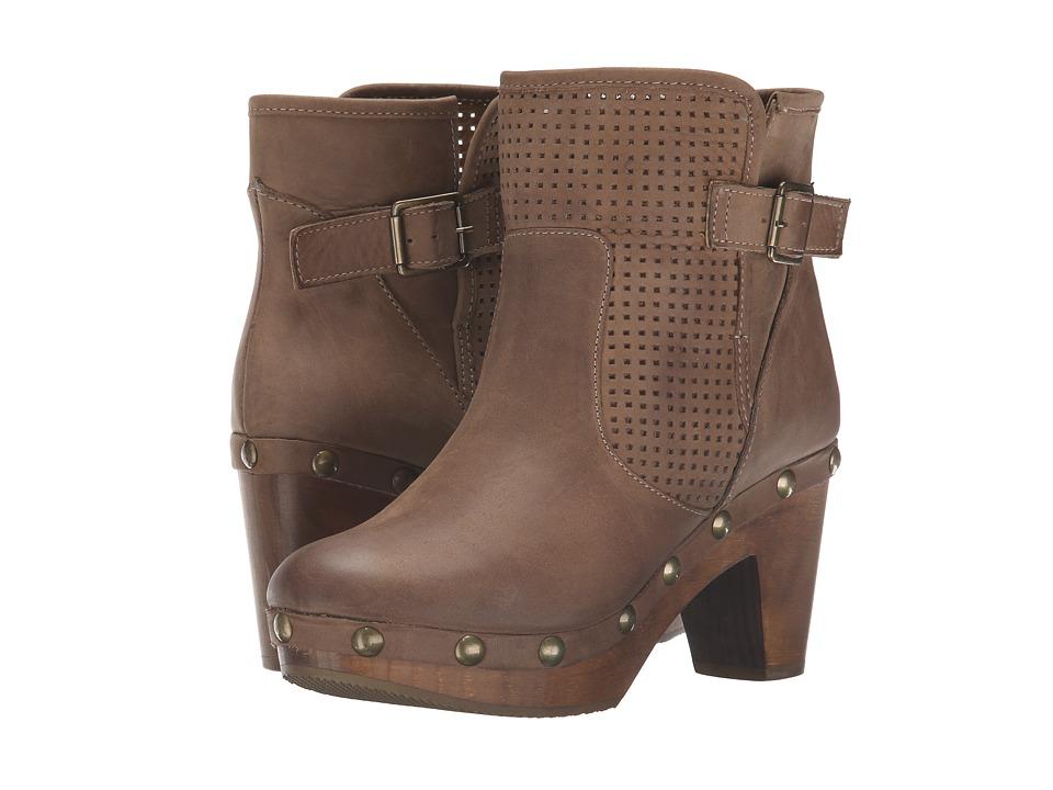 Cordani - Zella (Walnut Nubuck) Women's Boots