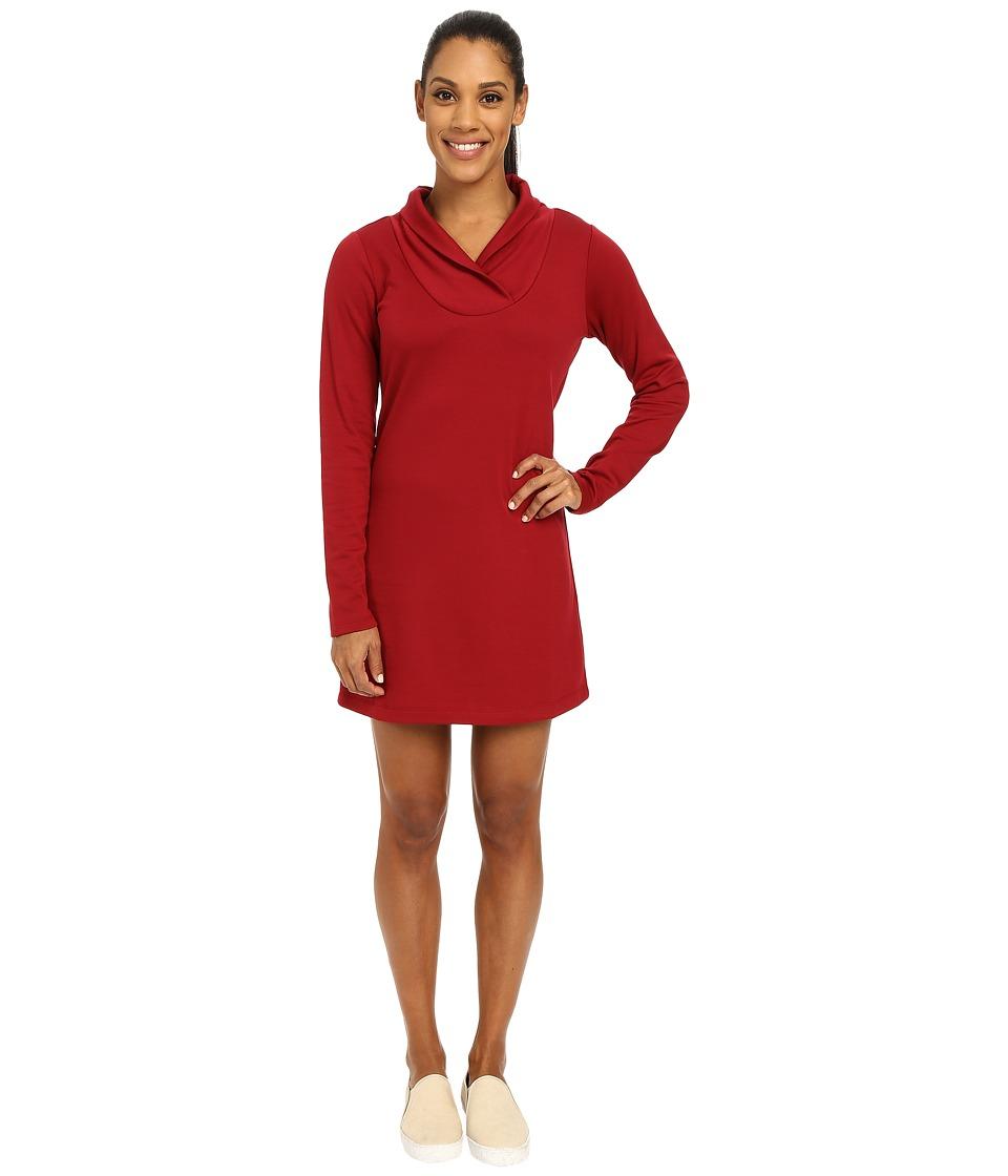 Lole - Calm Dress (Cabernet) Women's Dress
