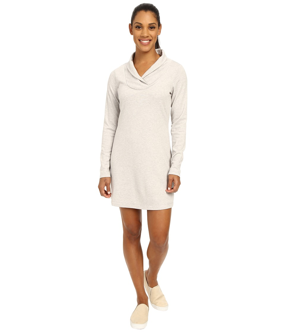 Lole - Calm Dress (Warm Grey Heather) Women