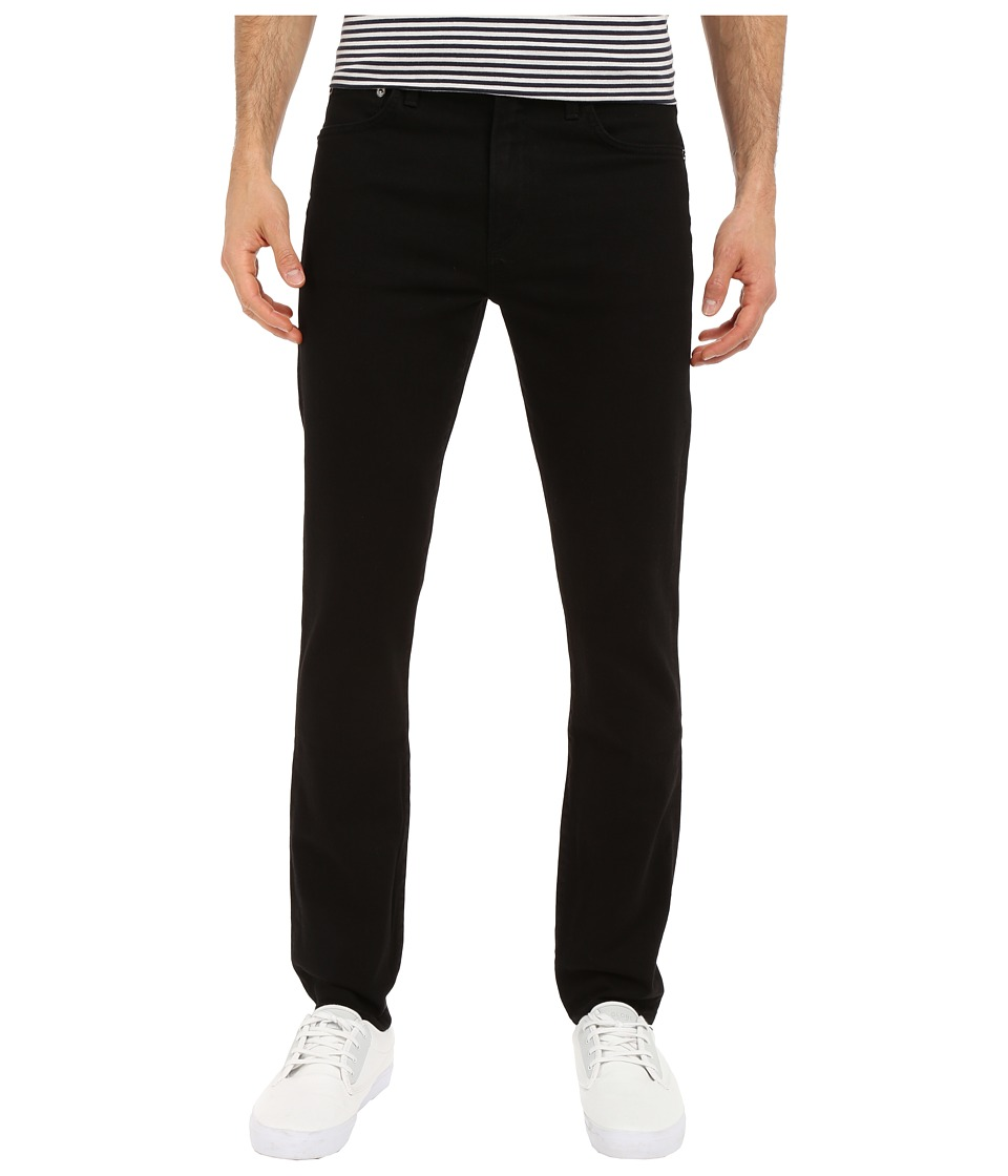 A Gold E - Skinny in Black (Black) Men's Jeans