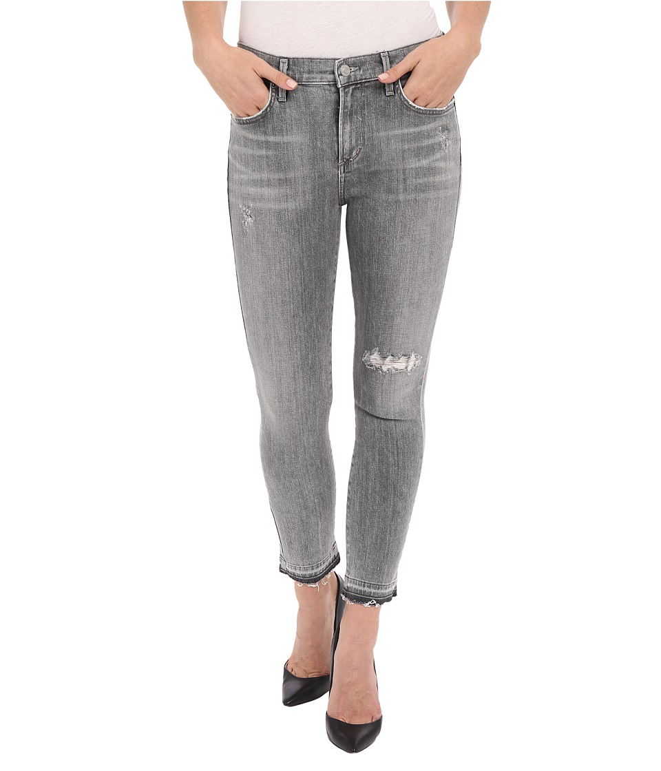A Gold E - Sophie Crop in Alchemy (Alchemy) Women's Jeans