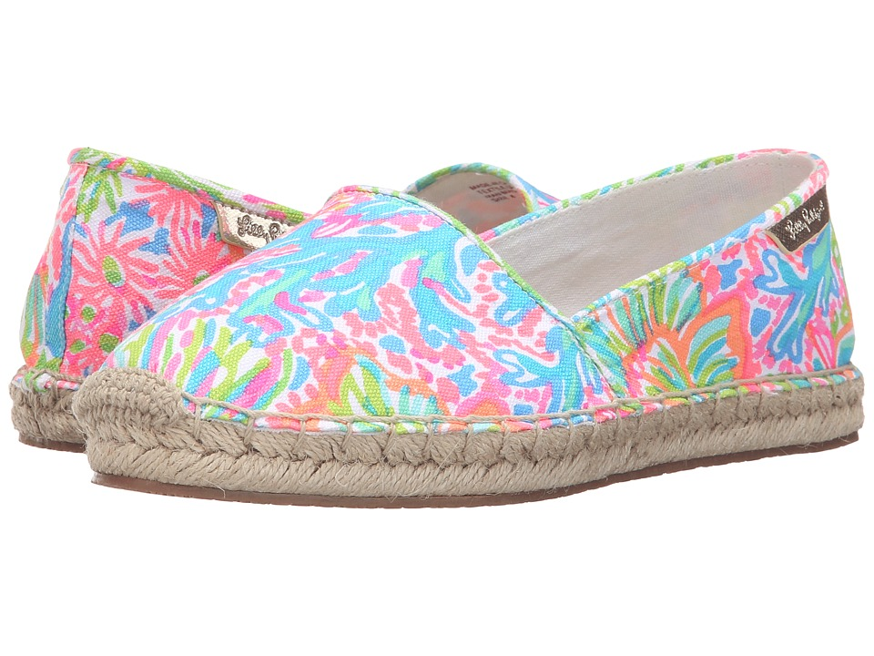 Lilly Pulitzer - Lia Espadrille (Seaspray) Women