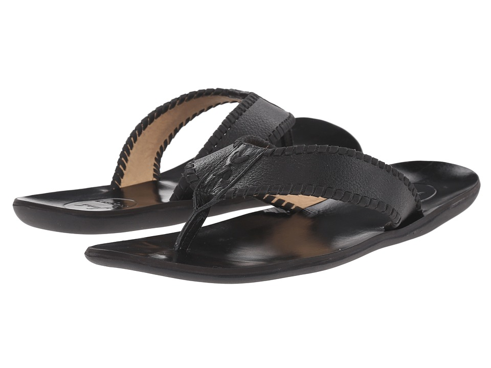 Jack Rogers - Sullivan (Black) Men's Sandals