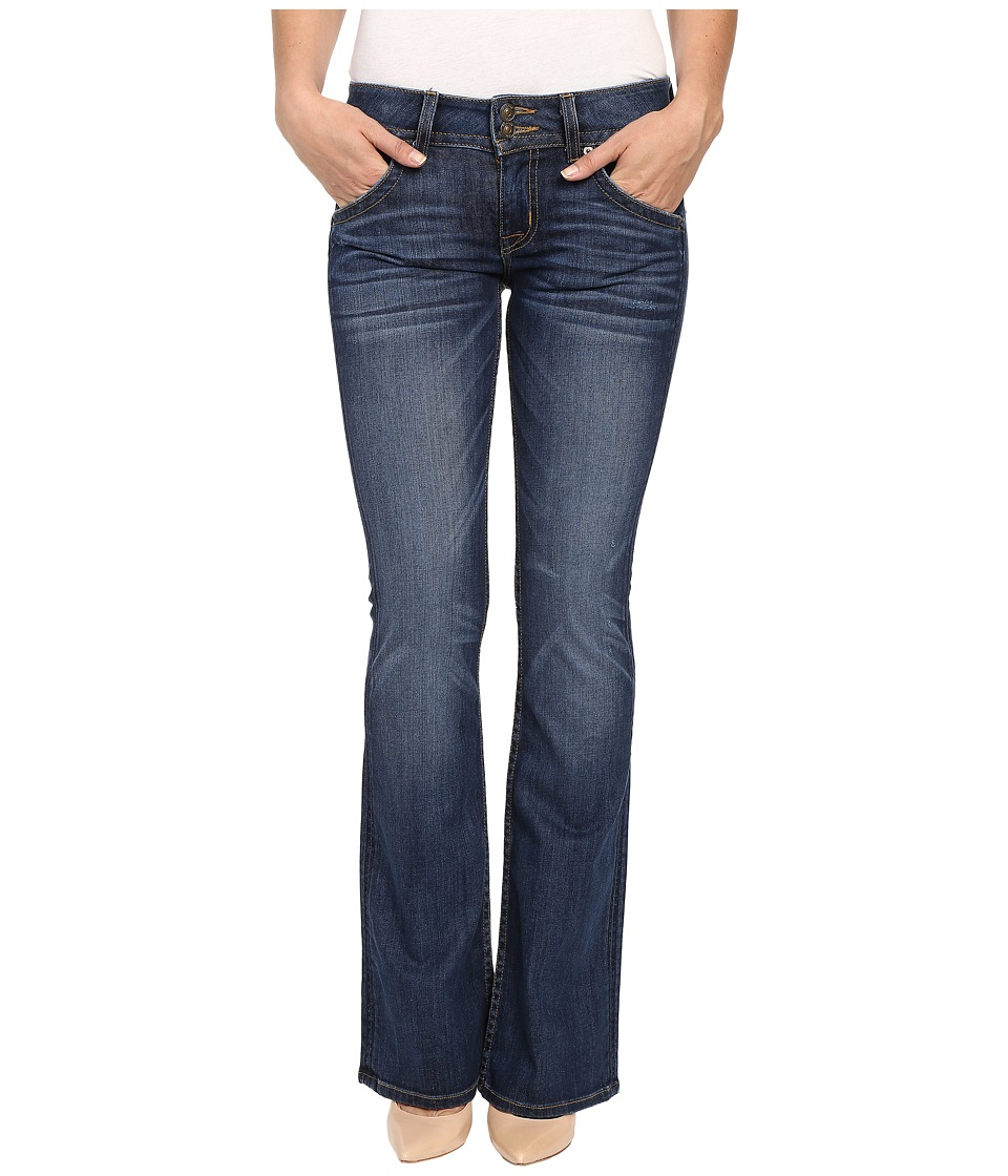 Hudson - Mid-Rise Signature Bootcut in Spy (Spy) Women's Jeans