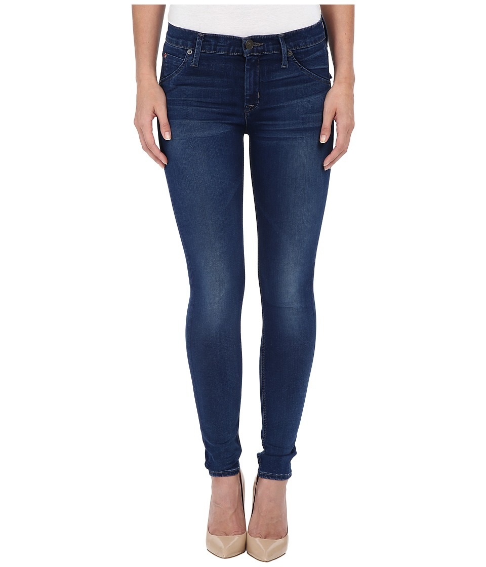 Hudson - Lilly Mid-Rise Ankle Skinny in Counter Attack (Counter Attack) Women's Jeans