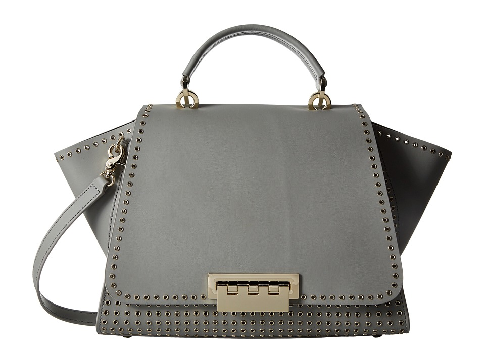 ZAC Zac Posen - Eartha Iconic Soft Top-Handle (Elephant) Top-handle Handbags