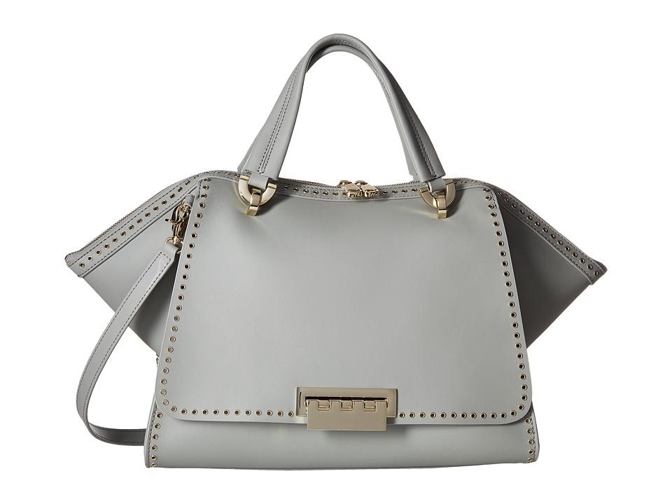 ZAC Zac Posen - Eartha Iconic Jumbo Double Handle (Elephant) Satchel Handbags