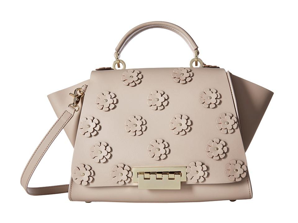ZAC Zac Posen - Eartha Iconic Soft Top-Handle (Blush) Top-handle Handbags