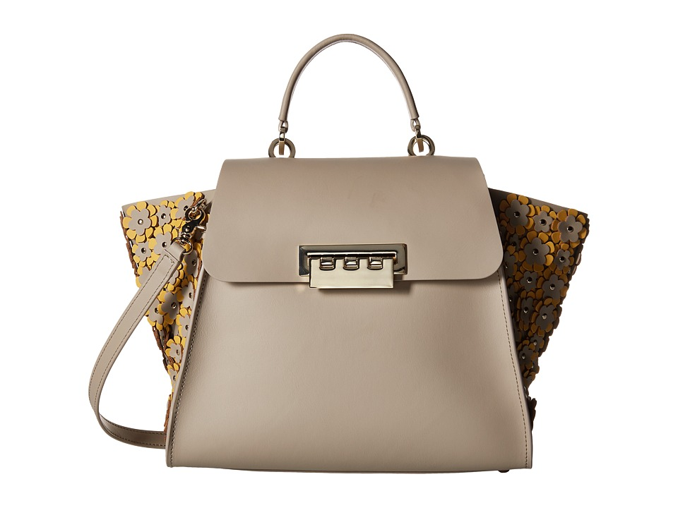 ZAC Zac Posen - Eartha Iconic Top-Handle (Dune) Top-handle Handbags