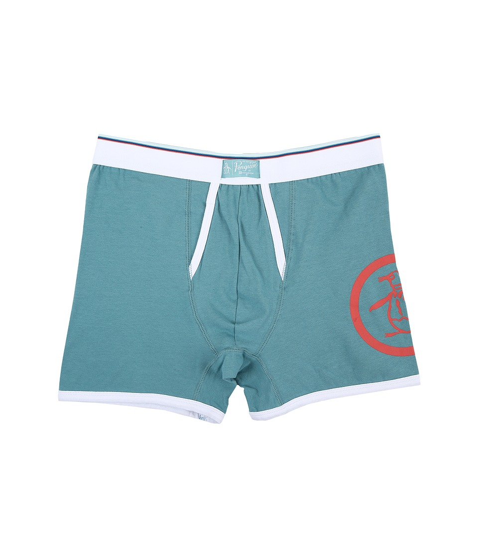 Original Penguin - Single Boxer Brief (Brittany Blue) Men's Underwear