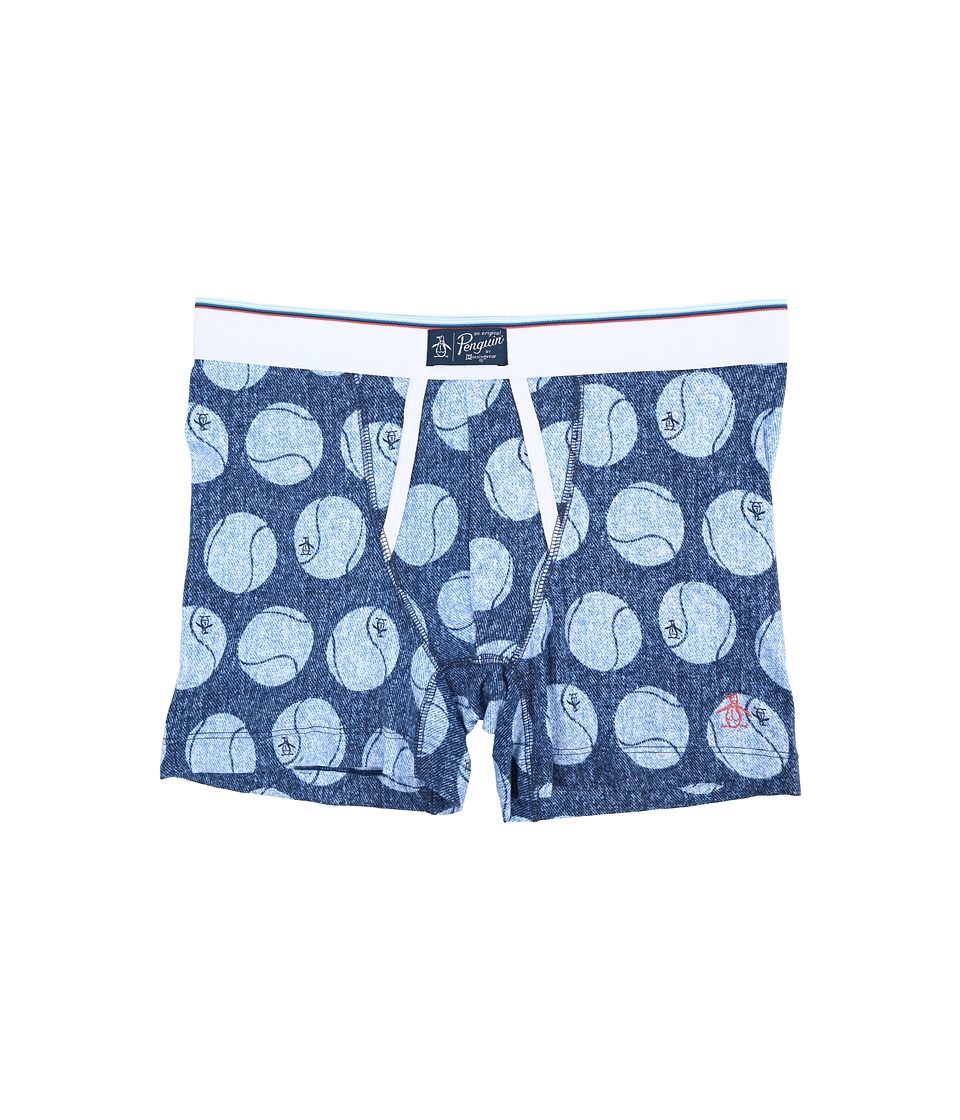 Original Penguin - Single Boxer Brief (Tennis Balls) Men's Underwear