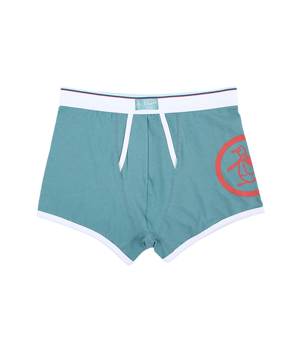 Original Penguin - Single Trunk (Brittany Blue) Men's Underwear