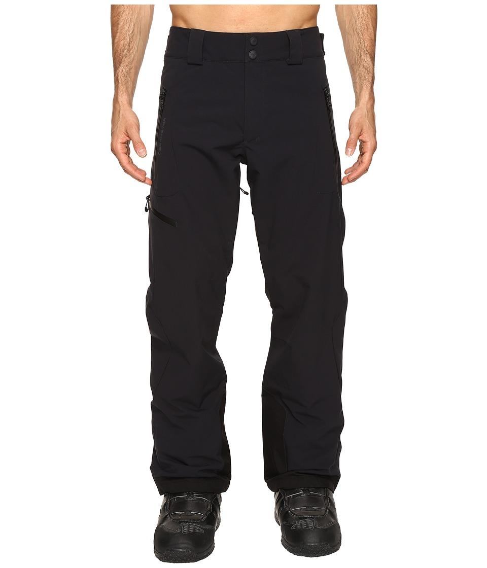 Obermeyer - Force Pants (Black) Men's Casual Pants