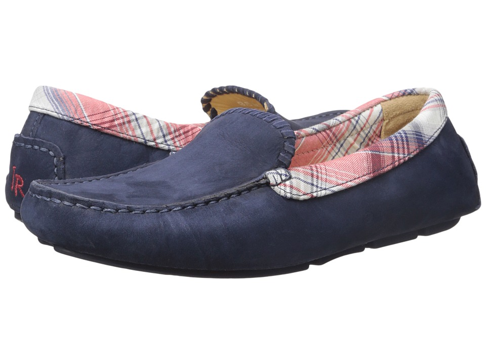 Jack Rogers Barrett Suede (Navy) Men