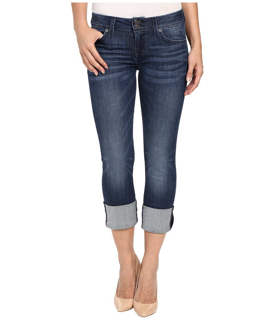 Hudson - Ginny Crop in Battalion (Battalion) Women's Jeans