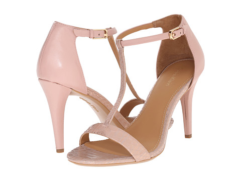 Calvin Klein - Nasi (Rose Gold/Dusty Pink Leather) Women's Shoes