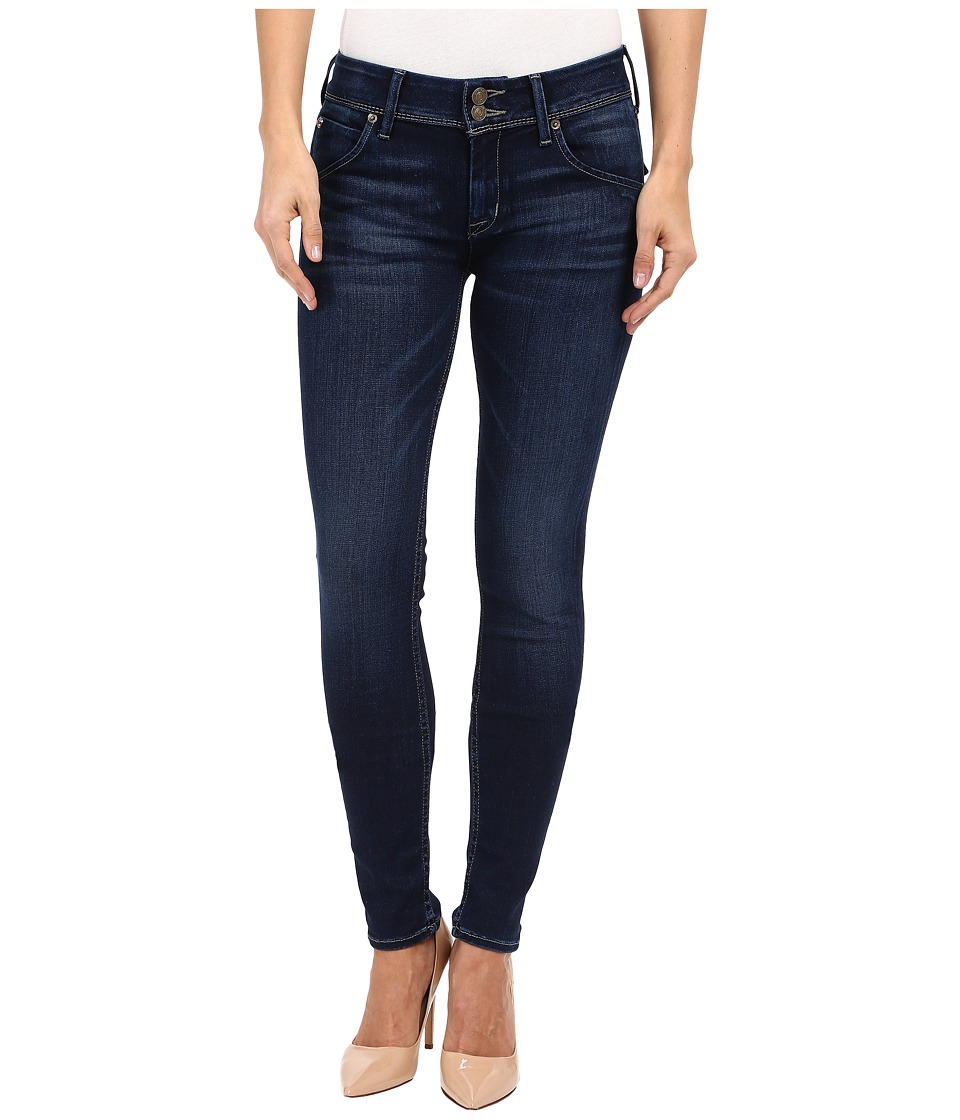 Hudson - Collin Mid-Rise Skinny in Crestfalls (Crest Falls) Women's Jeans