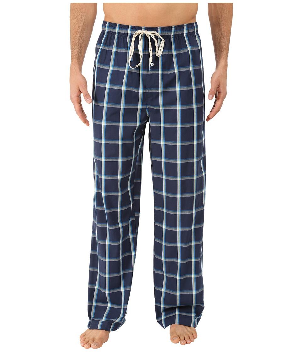 Original Penguin - Single Woven Pants (Pane Plaid) Men's Pajama