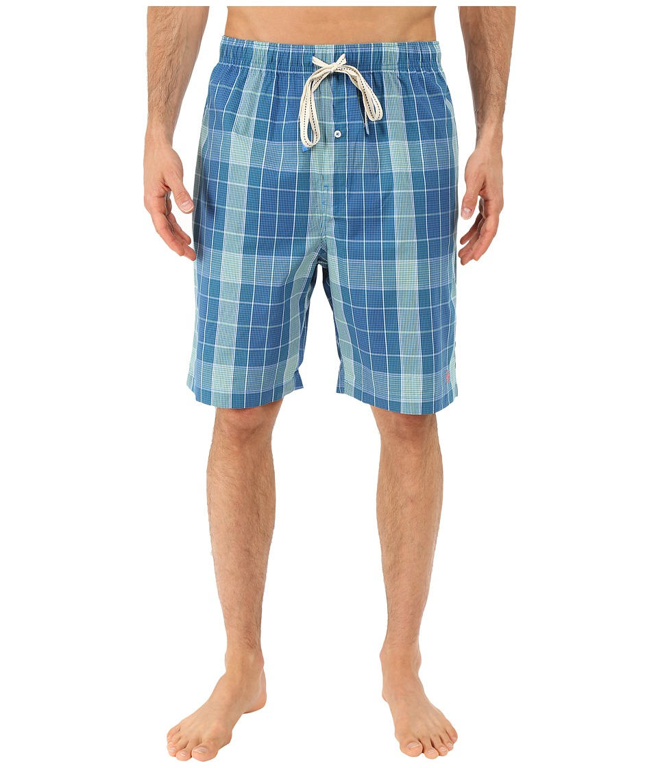Original Penguin - Single Woven Jam (Lawn Plaid) Men's Pajama