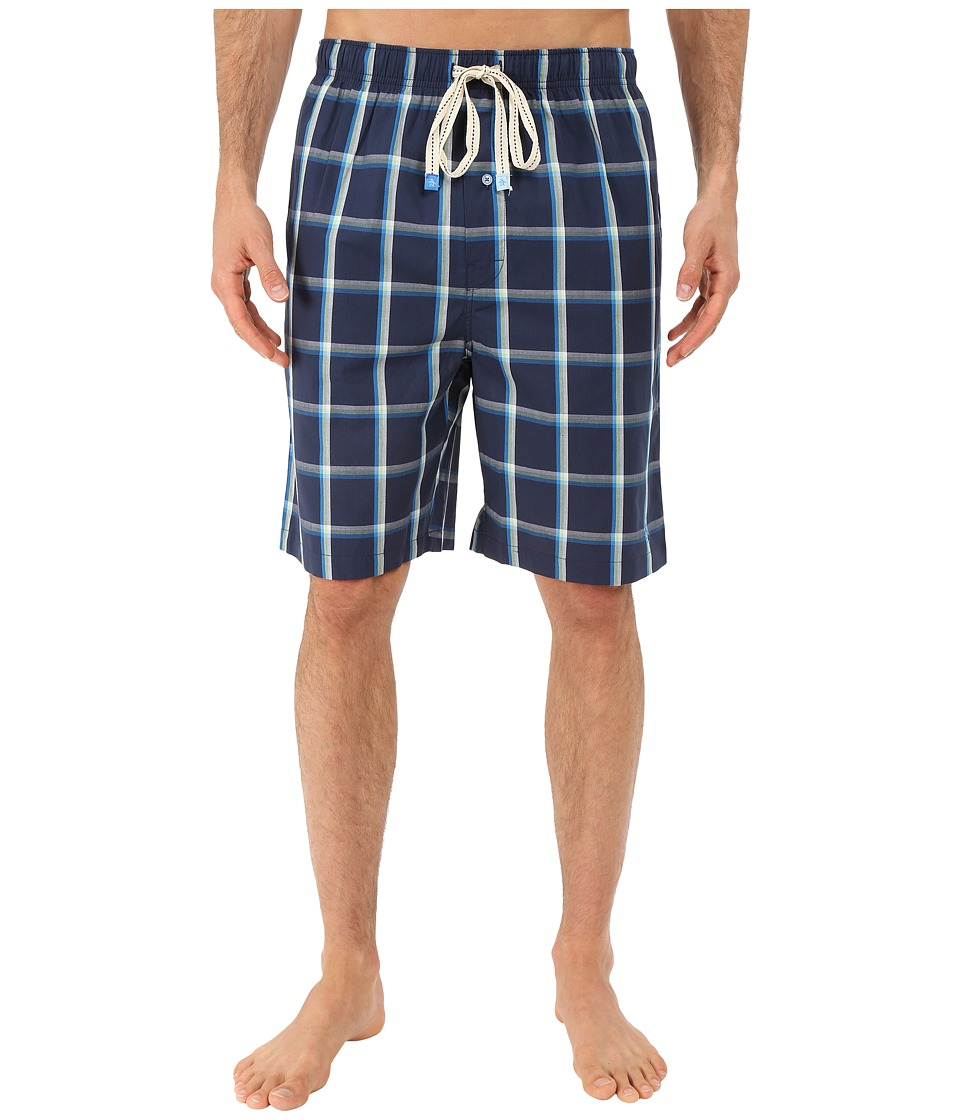 Original Penguin - Single Woven Jam (Pane Plaid) Men's Pajama