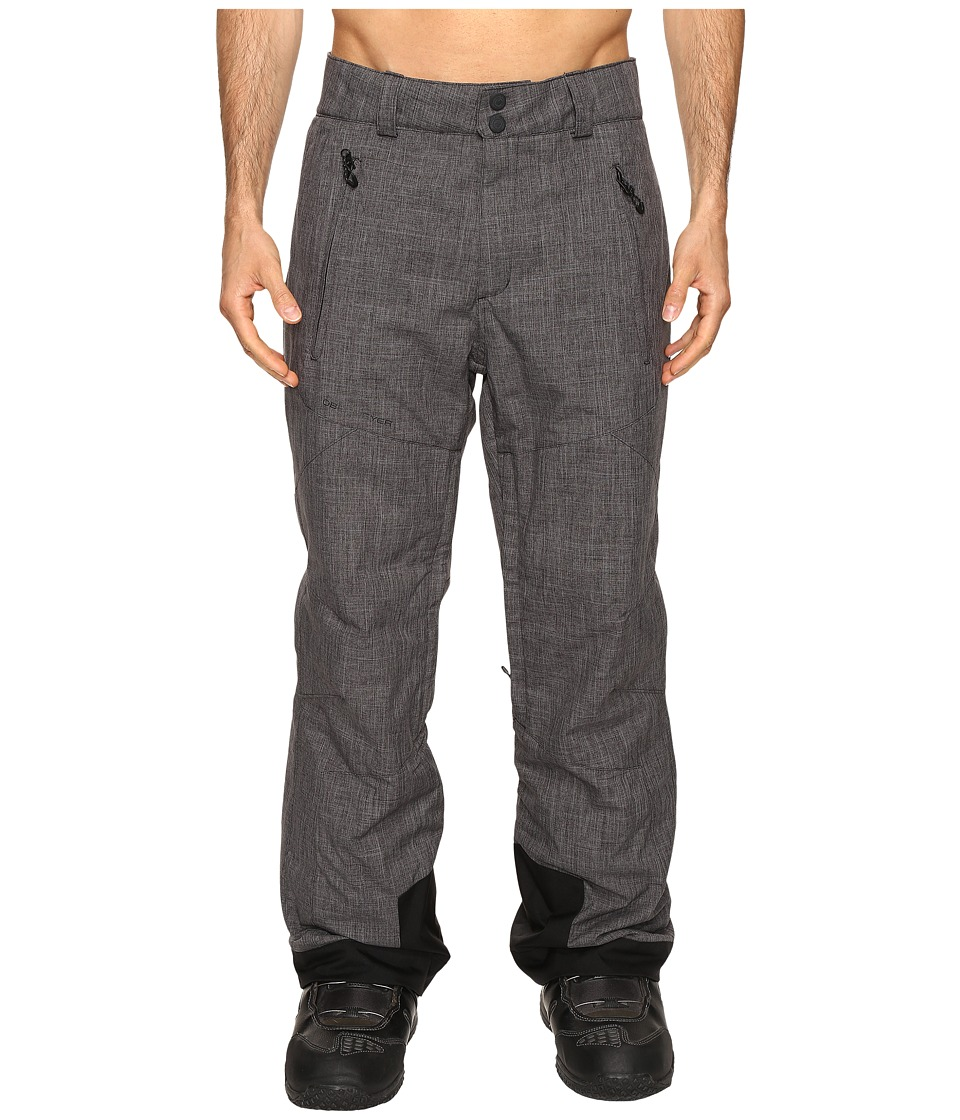 Obermeyer - Proline Pants (Dark Heather Grey) Men's Casual Pants